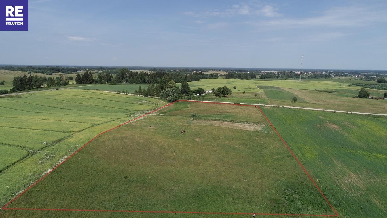 Parduodamas žemės ūkio paskirties sklypas Padvariškių k., 254 a ploto