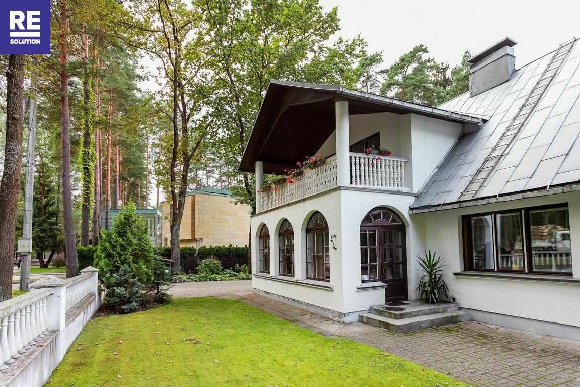 Parduodamas namas Nugalėtojų g., Valakampiuose, Vilniuje, 234 kv.m ploto, 2 aukštai nuotrauka nr. 16