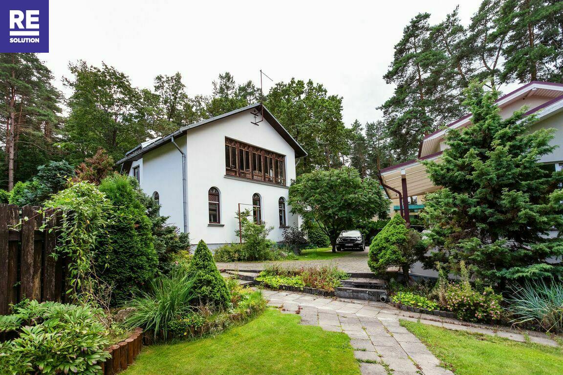 Parduodamas namas Nugalėtojų g., Valakampiuose, Vilniuje, 247.2 kv.m ploto, 2 aukštai nuotrauka nr. 4