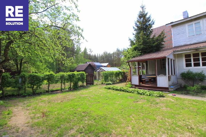 Parduodamas namas Miškonių k., 172 kv.m ploto, 2 aukštai