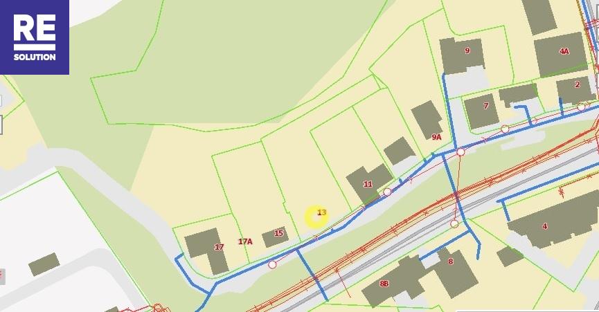 Parduodamas namų valdos paskirties sklypas Paribio g., Žvėrynas, Vilniaus m., Vilniaus m. sav., 11 a ploto nuotrauka nr. 7