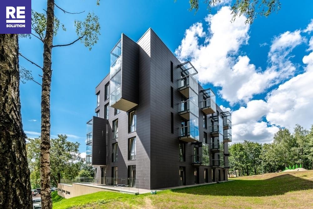 Parduodamas butas Peteliškių g., Užupis, Vilniaus m., Vilniaus m. sav., 48.18 m2 ploto, 2 kambariai