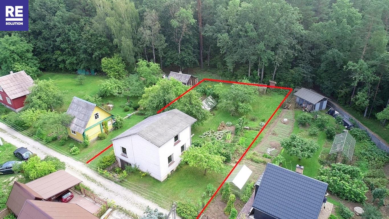 Parduodamas namas Pagubės Sodų 10-oji g., , Vilniuje, 114 kv.m ploto, 2 aukštai
