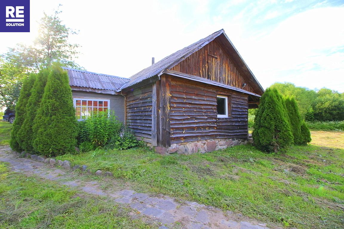 Parduodamas namas Matuizų k., 60 kv.m ploto, 1 aukštai nuotrauka nr. 11