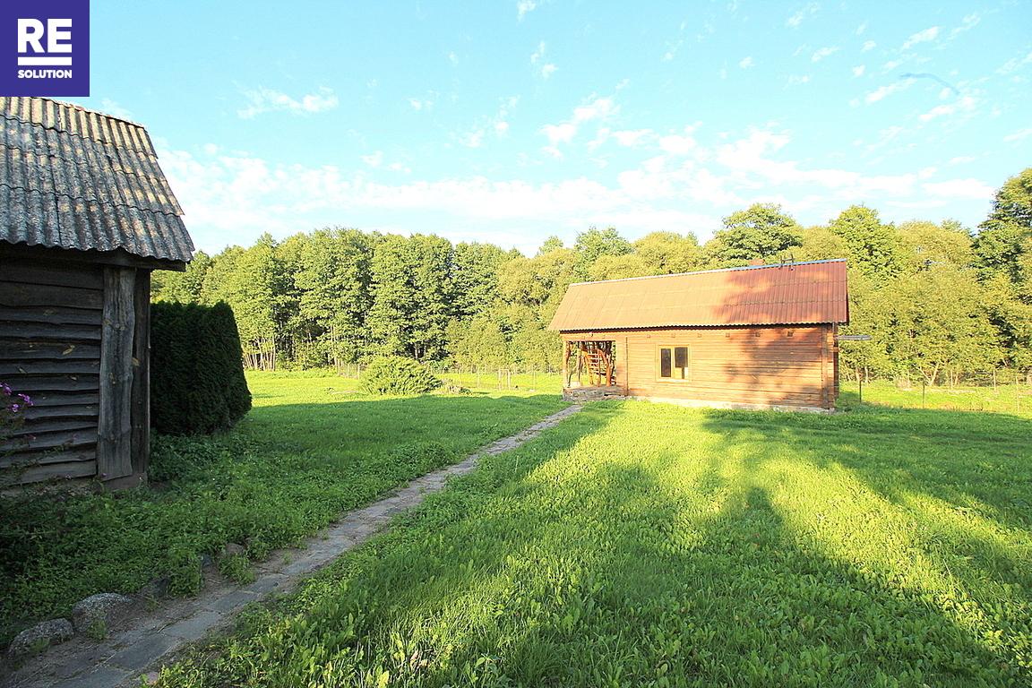 Parduodamas namas Matuizų k., 60 kv.m ploto, 1 aukštai nuotrauka nr. 12