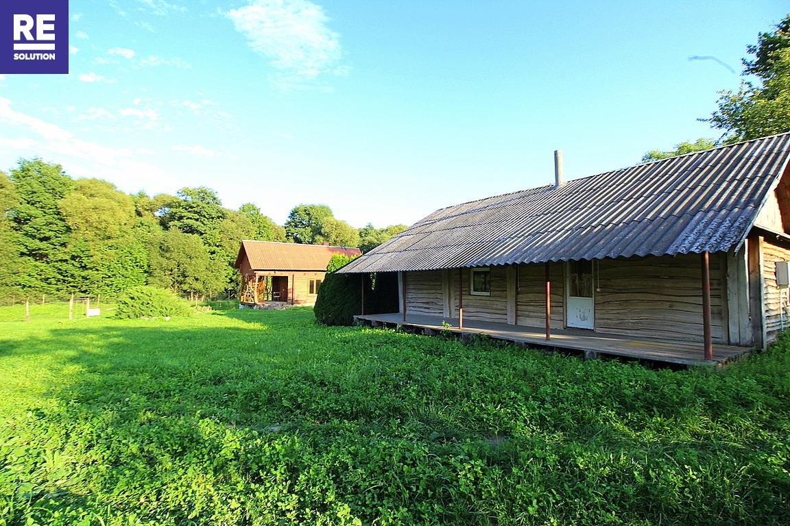 Parduodamas namas Matuizų k., 60 kv.m ploto, 1 aukštai nuotrauka nr. 14