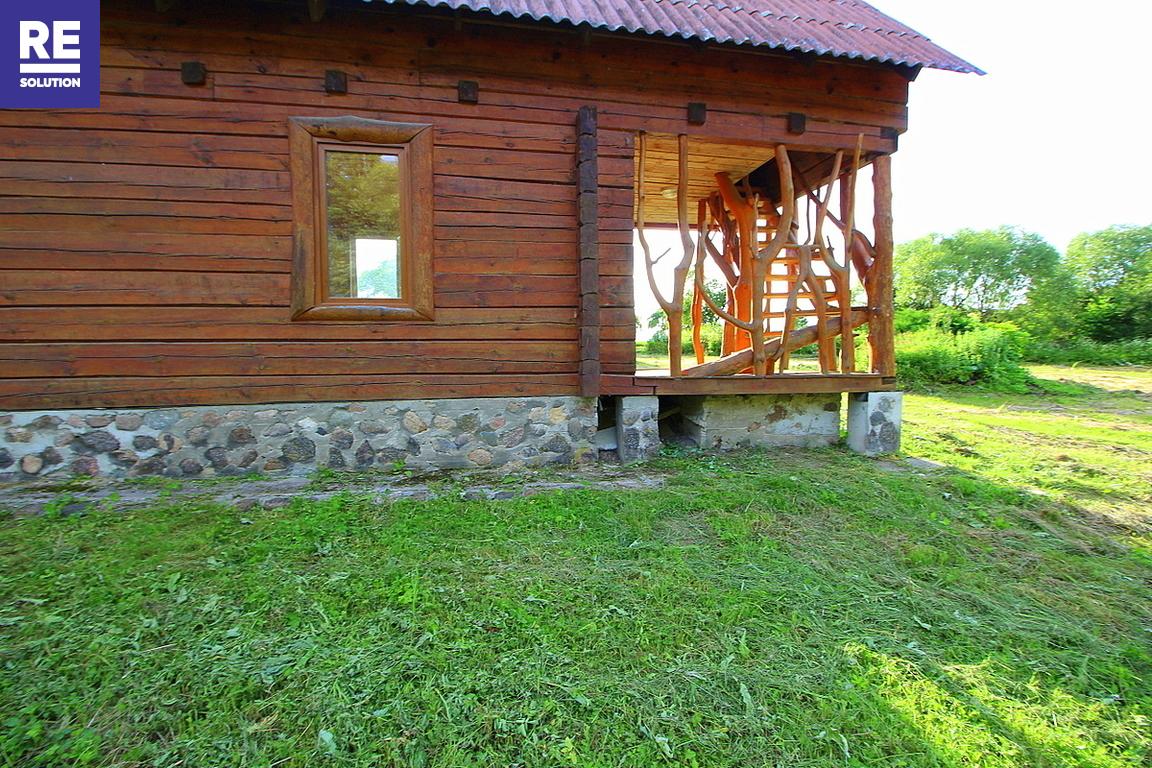 Parduodamas namas Matuizų k., 60 kv.m ploto, 1 aukštai nuotrauka nr. 1