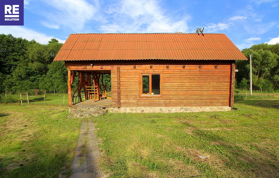 Parduodamas namas Matuizų k., 60 kv.m ploto, 1 aukštai nuotrauka nr. 5