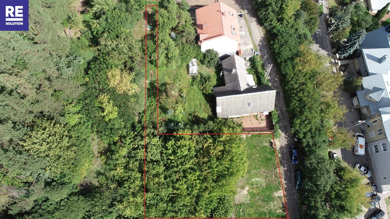 Parduodamas namų valdos paskirties sklypas Paribio g., Žvėrynas, Vilniaus m., Vilniaus m. sav., 11 a ploto nuotrauka nr. 5