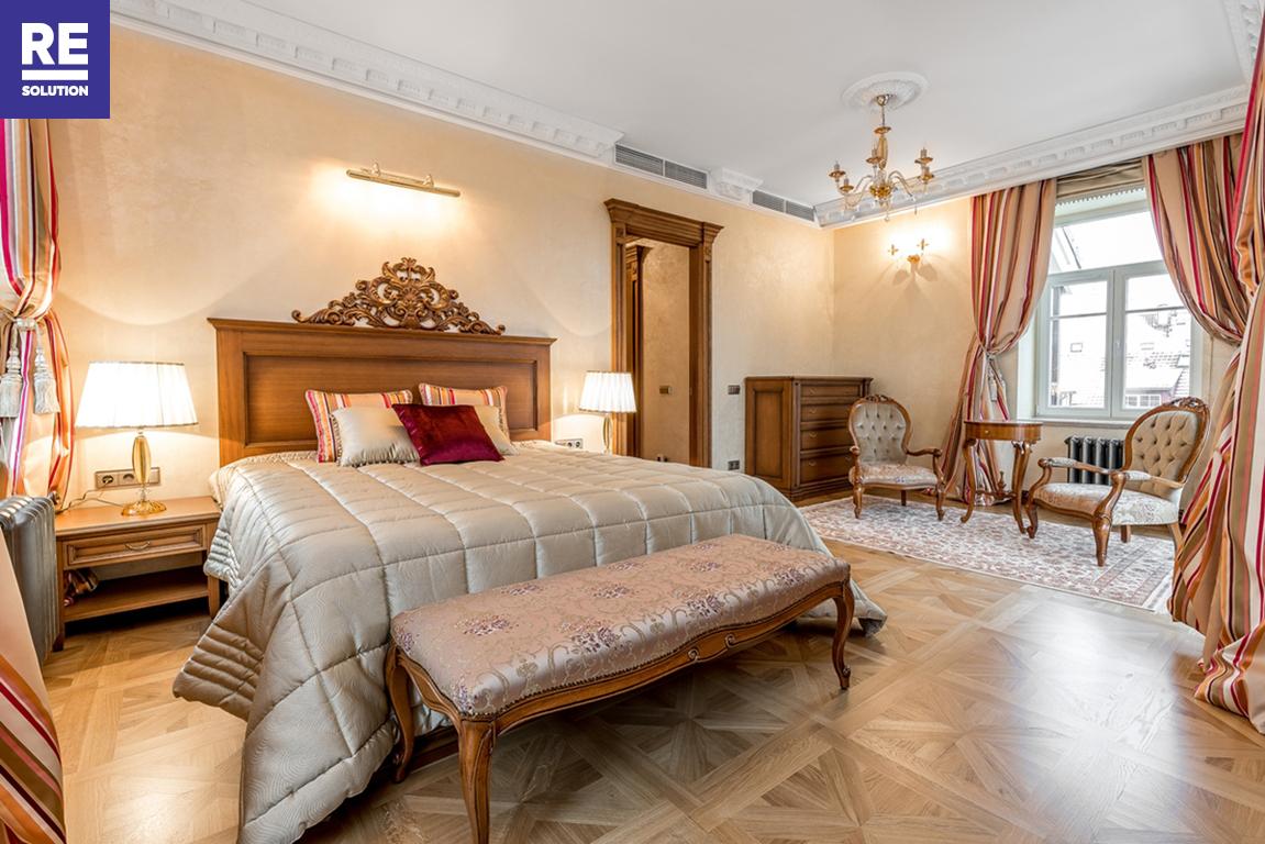 Parduodamas butas Vilniuje, 146.74 kv.m ploto, 4 kambariai nuotrauka nr. 13