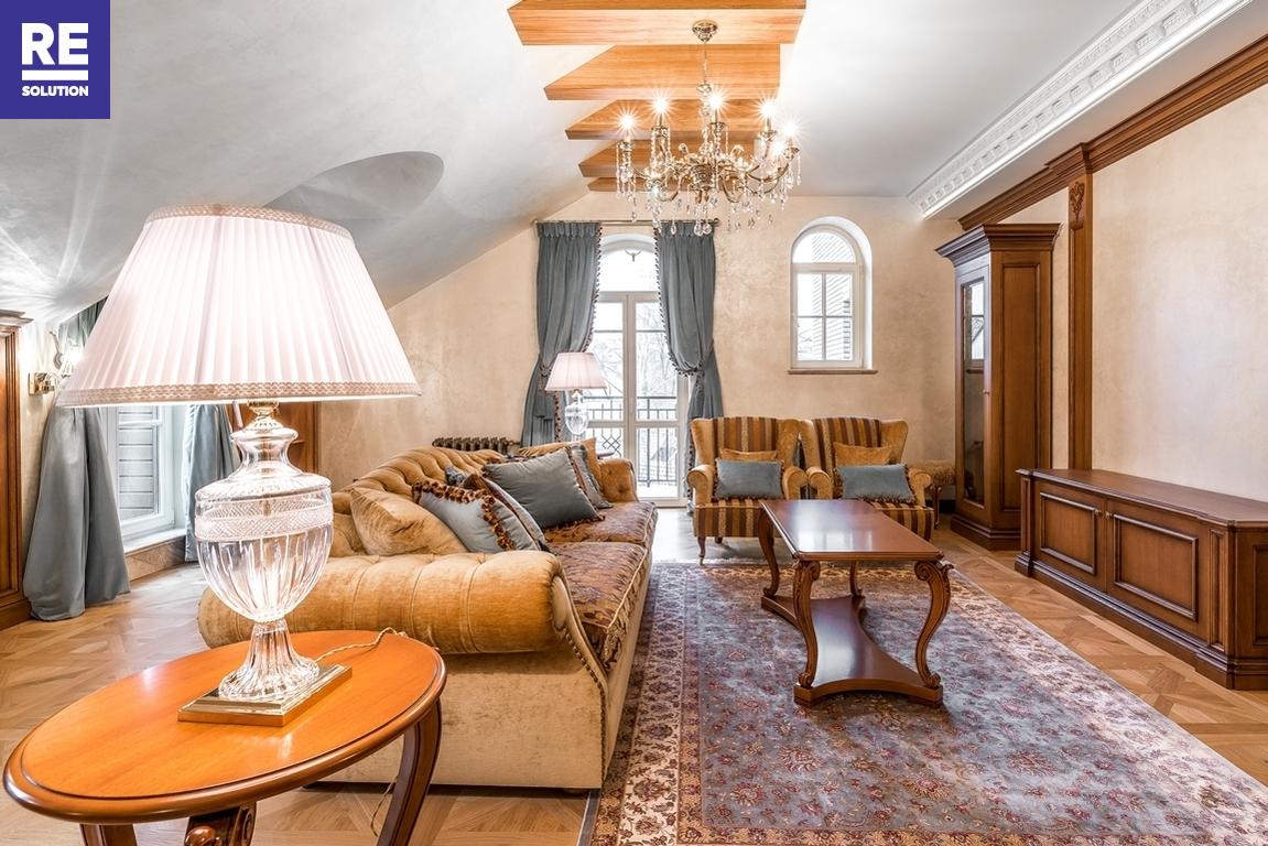 Parduodamas butas Vilniuje, 146.74 kv.m ploto, 4 kambariai nuotrauka nr. 4