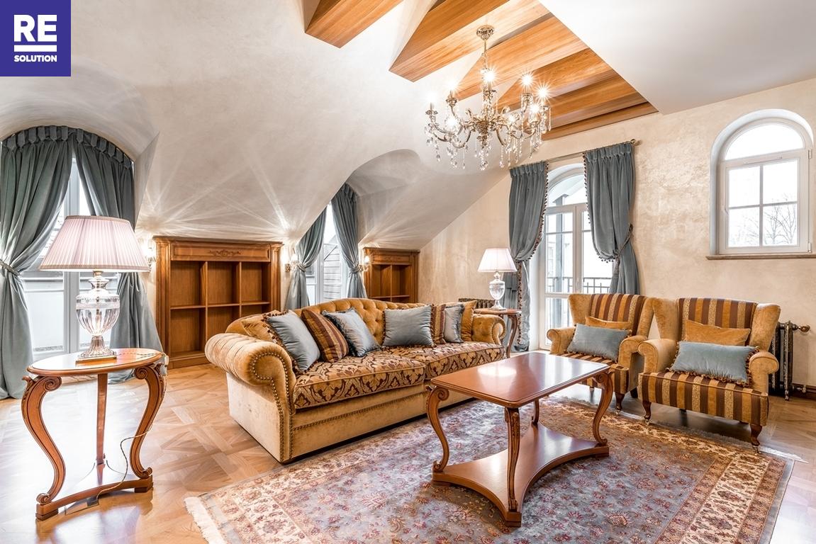 Parduodamas butas Vilniuje, 146.74 kv.m ploto, 4 kambariai