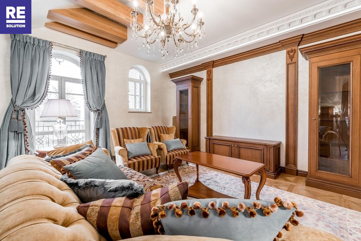 Parduodamas butas Vilniuje, 146.74 kv.m ploto, 4 kambariai nuotrauka nr. 3