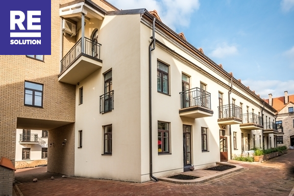 Parduodamas butas Vilniuje, 146.74 kv.m ploto, 4 kambariai nuotrauka nr. 25