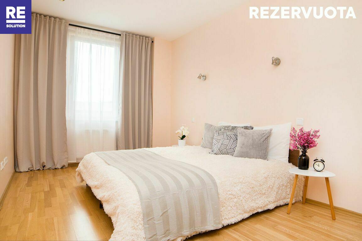 Parduodamas butas Salomėjos Nėries g., Fabijoniškėse, Vilniuje, 53.01 kv.m ploto, 2 kambariai