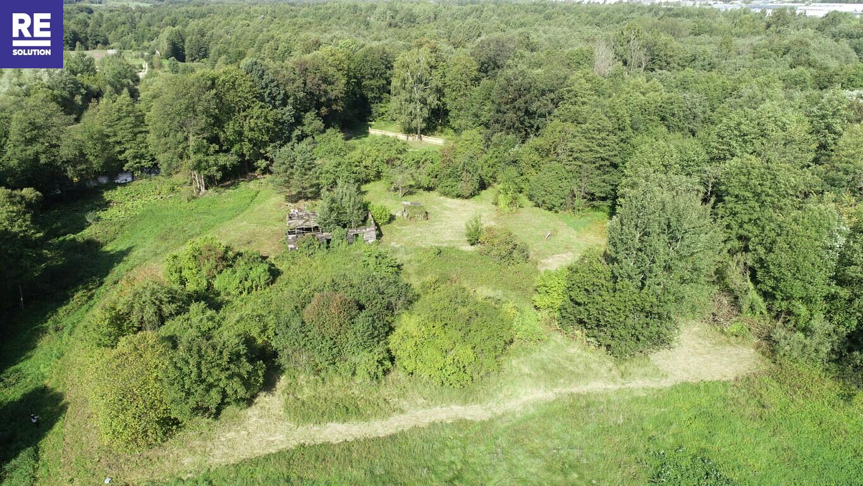 Parduodamas namų valdos 50 a ploto  sklypas Graičiūno g., Vilniuje