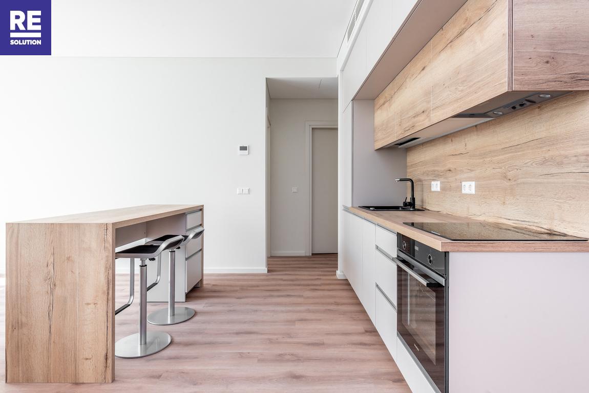 Parduodamas butas Konstitucijos pr., Šnipiškės, Vilniaus m., Vilniaus m. sav., 40.81 m2 ploto, 2 kambariai