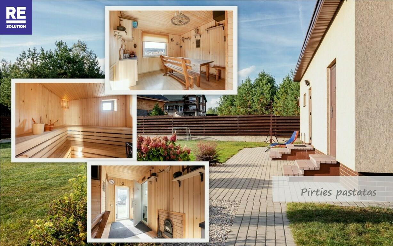 Parduodamas namas Pramonės g., Naujojoje Vilnioje, Vilniuje, 204 kv.m ploto, 2 aukštai nuotrauka nr. 20