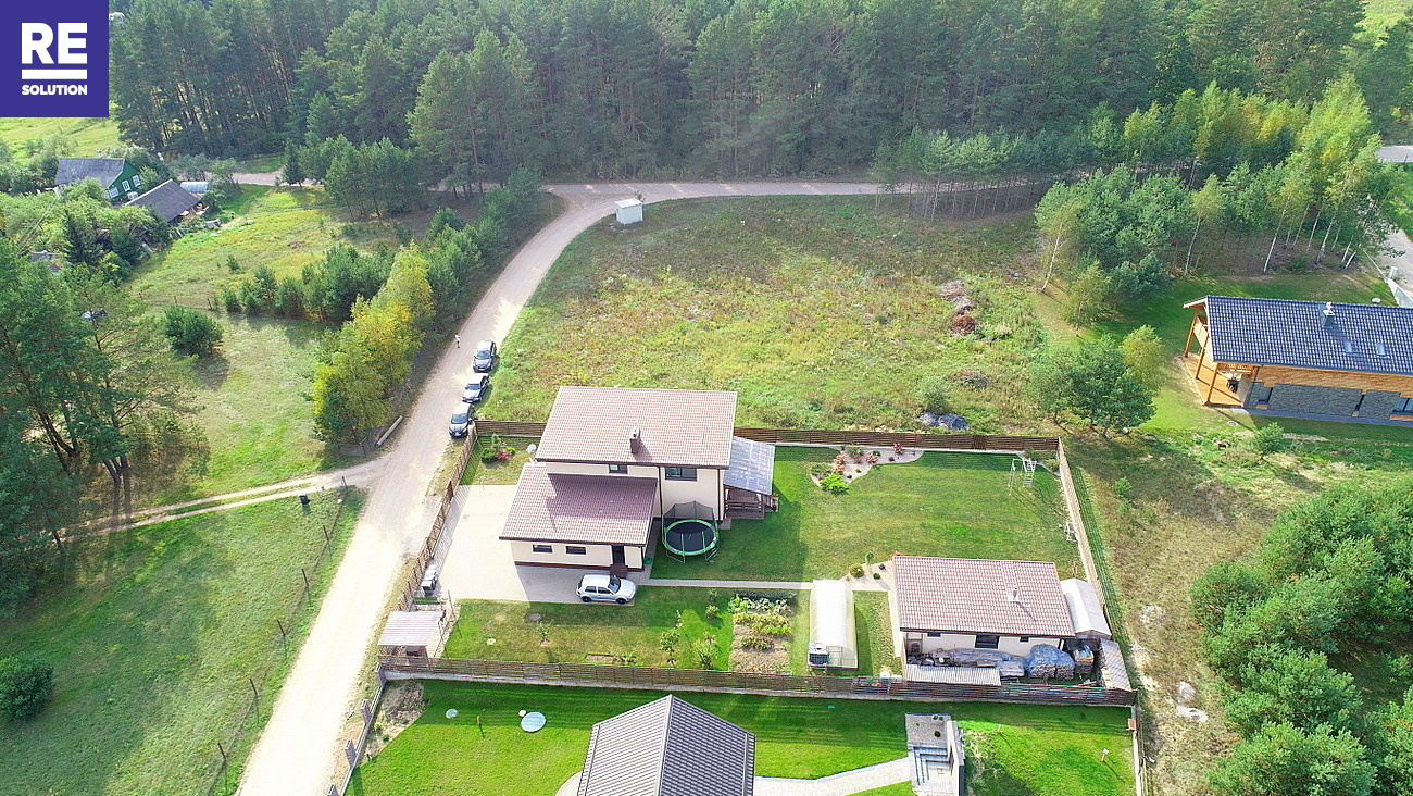 Parduodamas namas Pramonės g., Naujojoje Vilnioje, Vilniuje, 204 kv.m ploto, 2 aukštai nuotrauka nr. 23