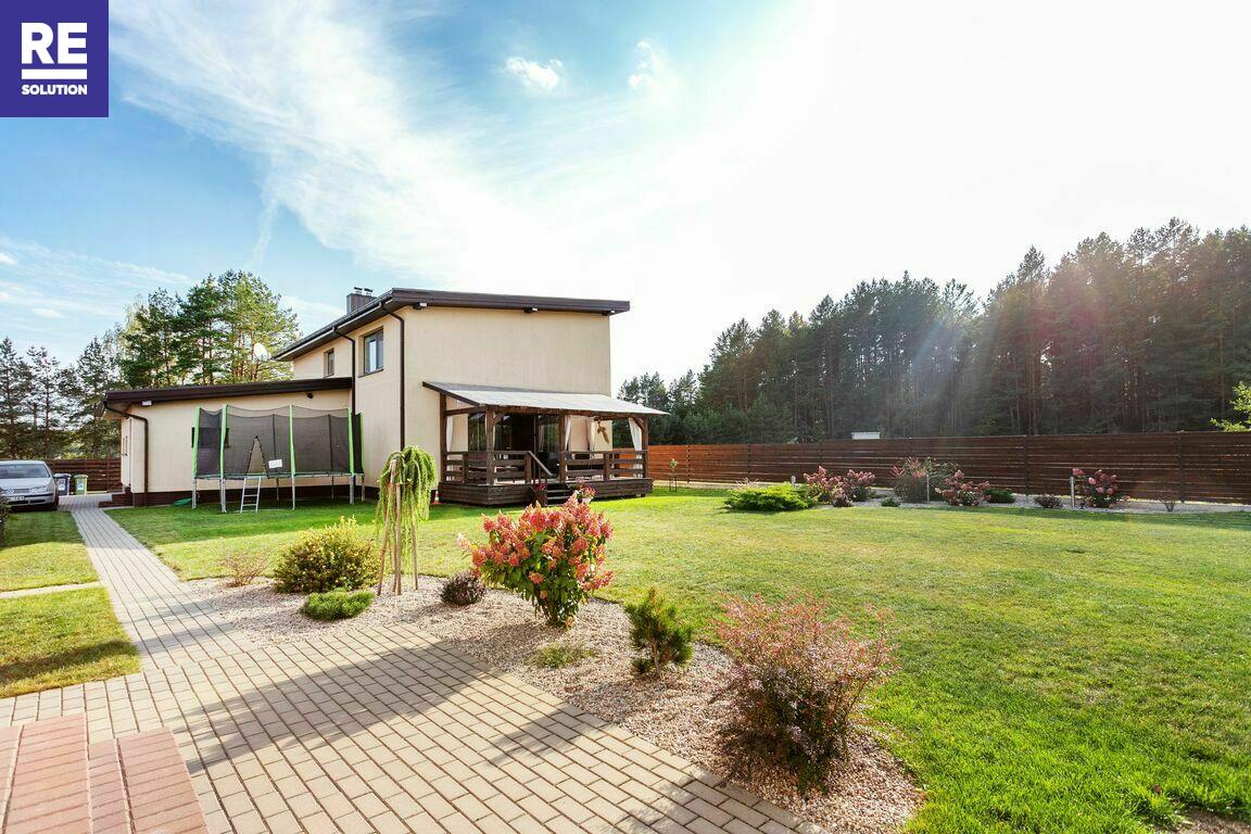 Parduodamas namas Viktariškių g., Viktariškių k., 204 kv.m ploto, 2 aukštai nuotrauka nr. 2