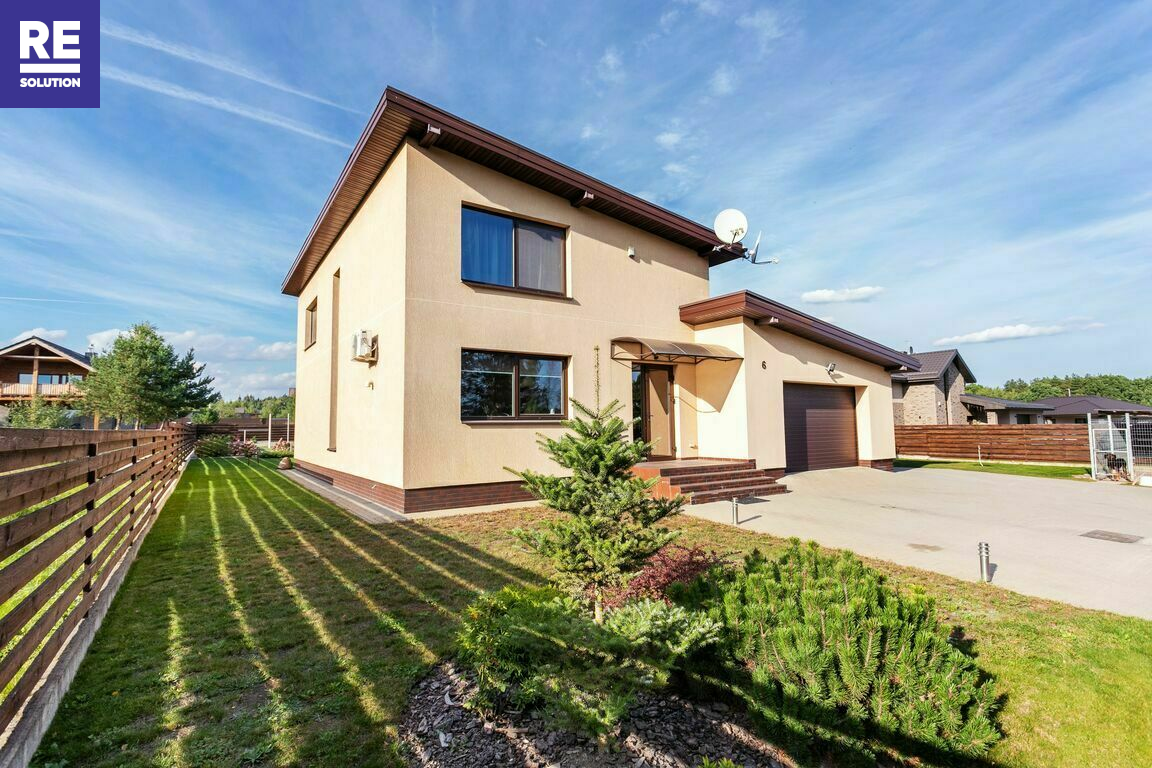 Parduodamas namas Viktariškių g., Viktariškių k., 204 kv.m ploto, 2 aukštai