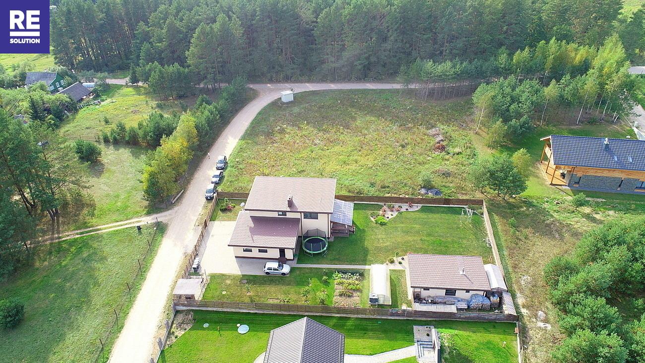 Parduodamas namas Viktariškių g., Viktariškių k., 204 kv.m ploto, 2 aukštai nuotrauka nr. 3