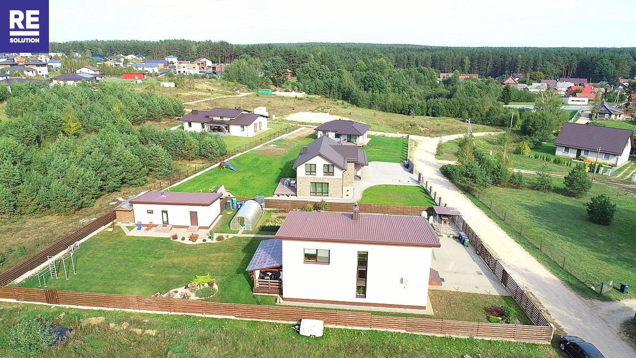 Parduodamas namas Viktariškių g., Viktariškių k., 204 kv.m ploto, 2 aukštai nuotrauka nr. 24