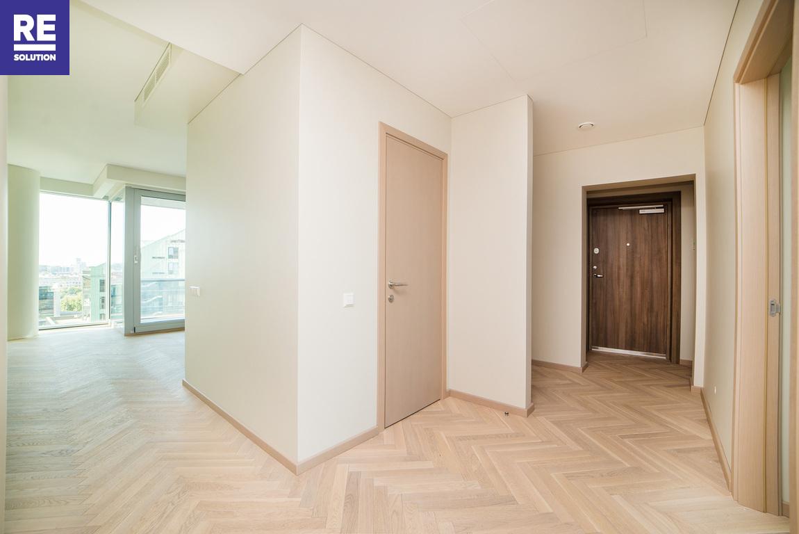 Parduodamas butas Konstitucijos pr., Šnipiškėse, Vilniuje, 129.65 kv.m ploto, 4 kambariai nuotrauka nr. 12