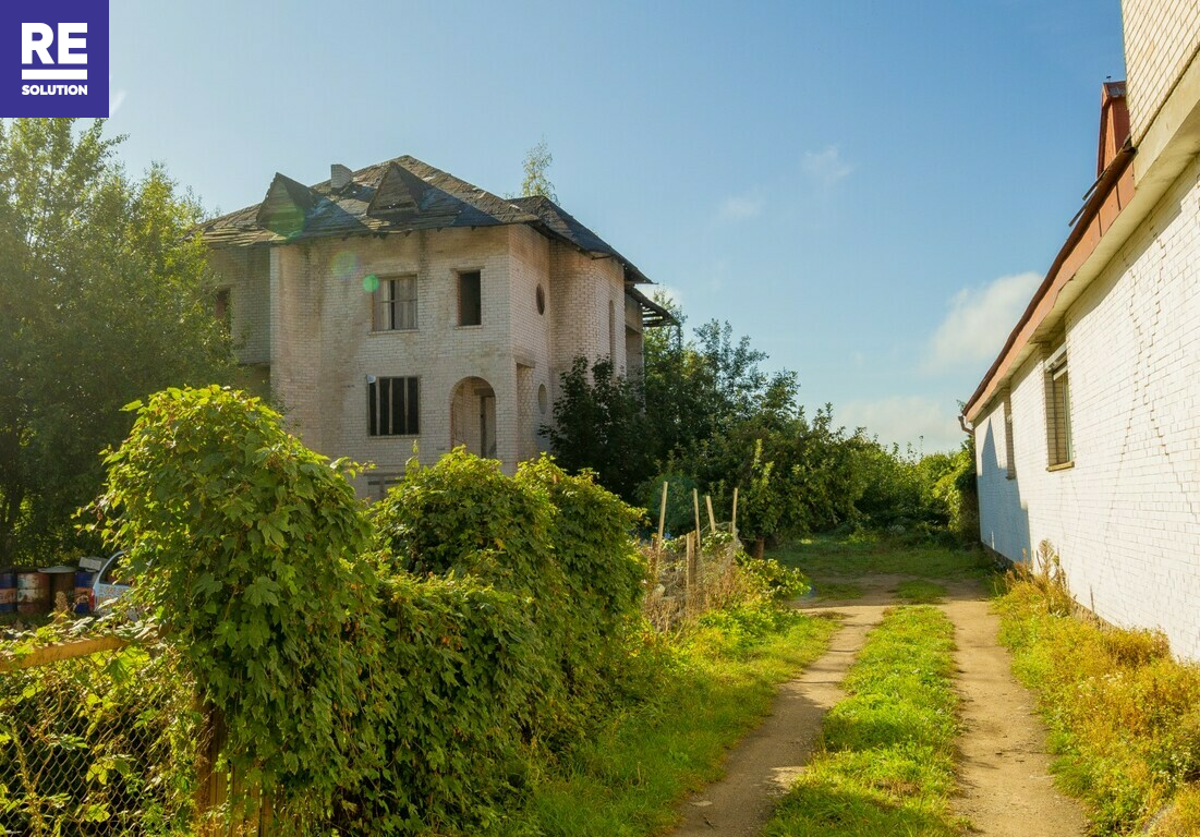 Parduodamos kitos paskirties patalpos Garsioji g., Pavilnys, Vilniaus m., Vilniaus m. sav., 900 m2 ploto