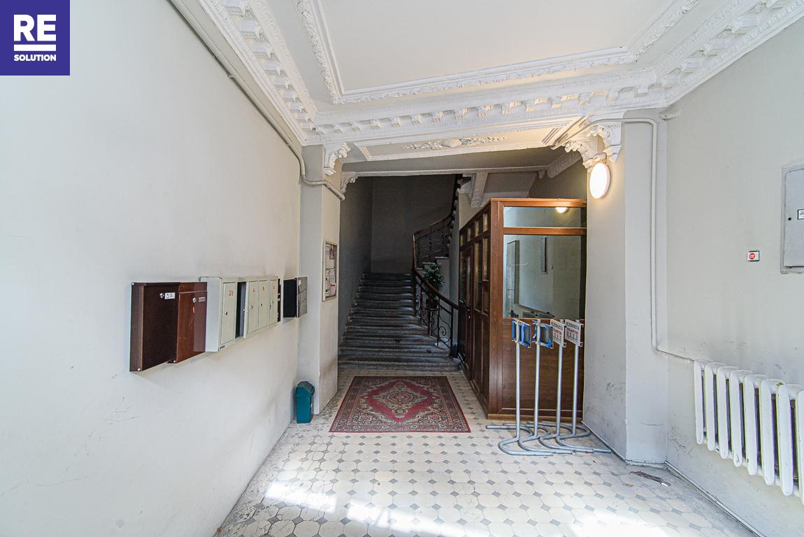 Parduodamas butas J. Basanavičiaus g., Senamiestyje, Vilniuje, 80.46 kv.m ploto, 3 kambariai nuotrauka nr. 9