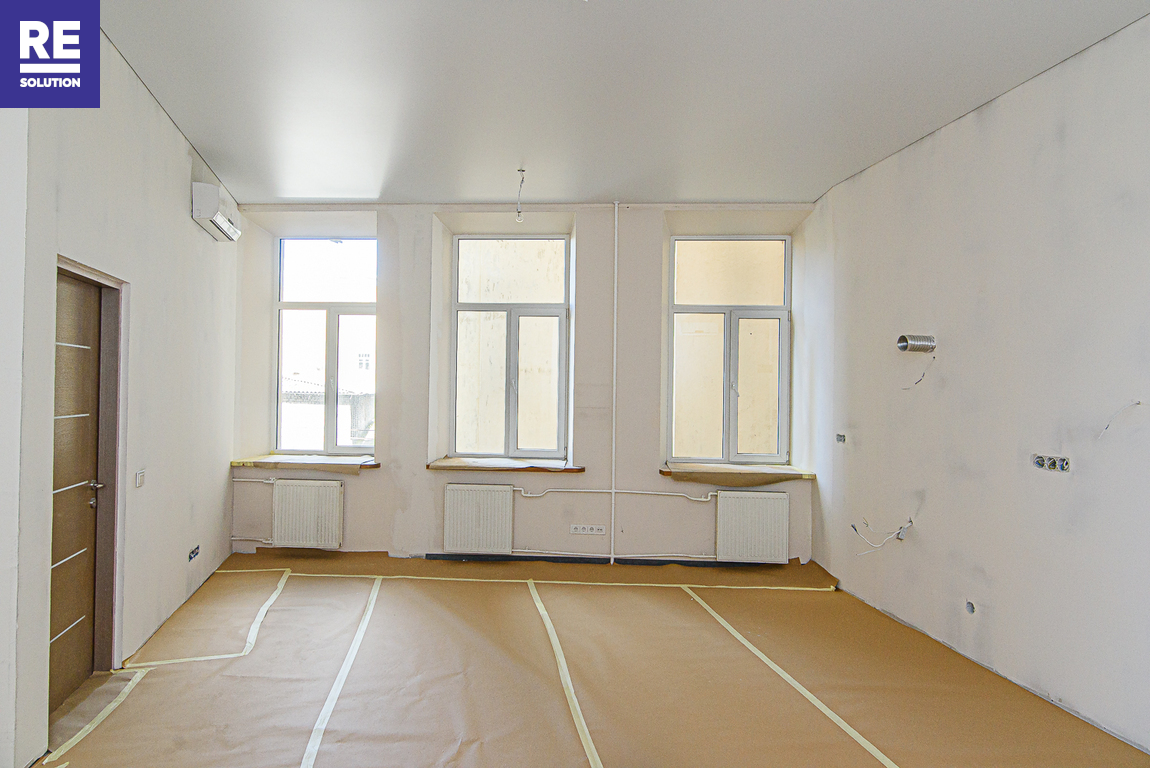 Parduodamas butas J. Basanavičiaus g., Senamiestyje, Vilniuje, 80.46 kv.m ploto, 3 kambariai nuotrauka nr. 3
