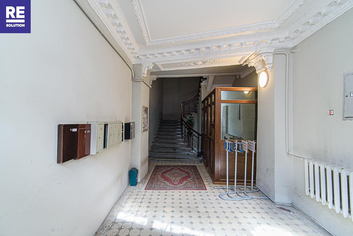 Parduodamas butas J. Basanavičiaus g., Senamiestyje, Vilniuje, 83.15 kv.m ploto, 3 kambariai nuotrauka nr. 9