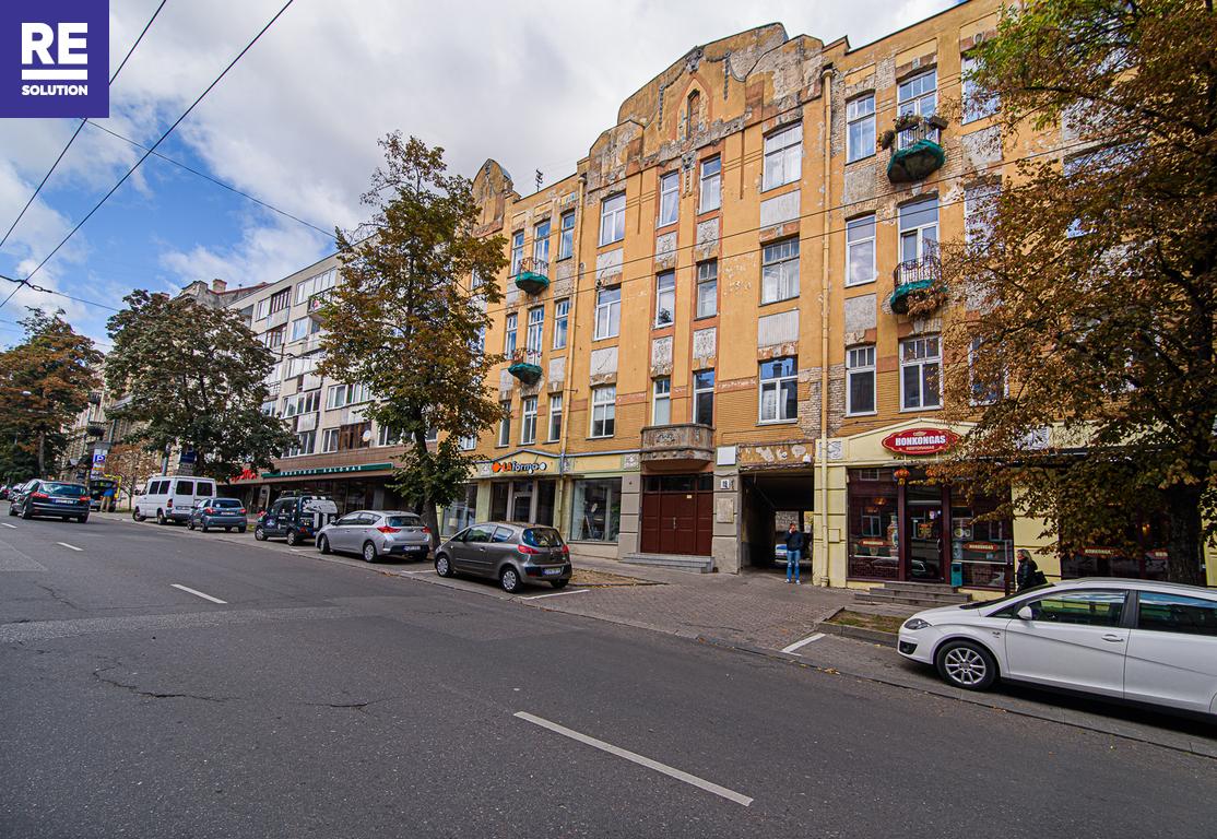 Parduodamas butas J. Basanavičiaus g., Senamiestyje, Vilniuje, 83.15 kv.m ploto, 3 kambariai nuotrauka nr. 10