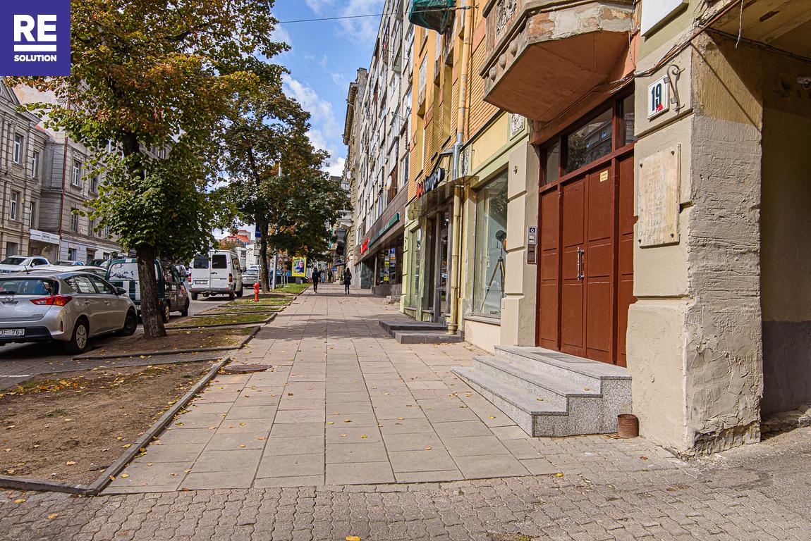 Parduodamas butas J. Basanavičiaus g., Senamiestyje, Vilniuje, 83.15 kv.m ploto, 3 kambariai nuotrauka nr. 11