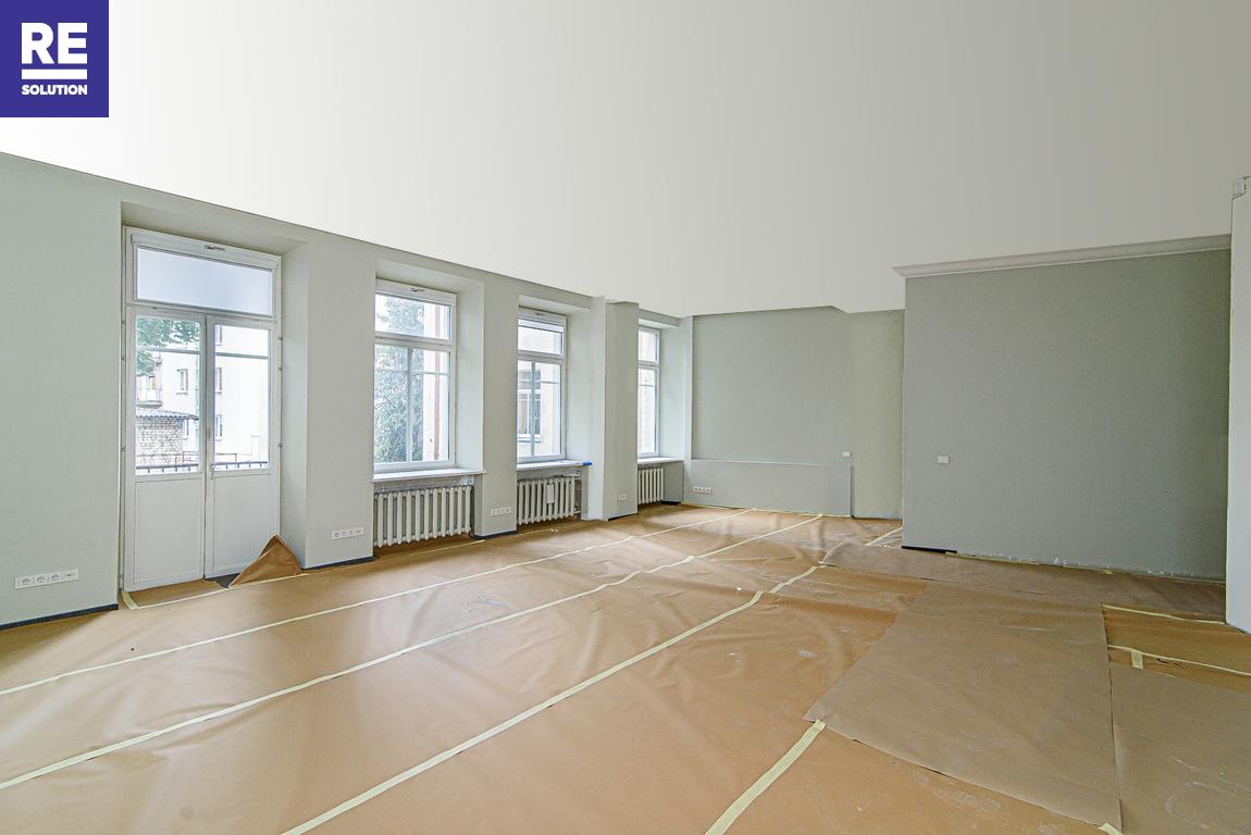 Parduodamas butas J. Basanavičiaus g., Senamiestyje, Vilniuje, 83.15 kv.m ploto, 3 kambariai nuotrauka nr. 4