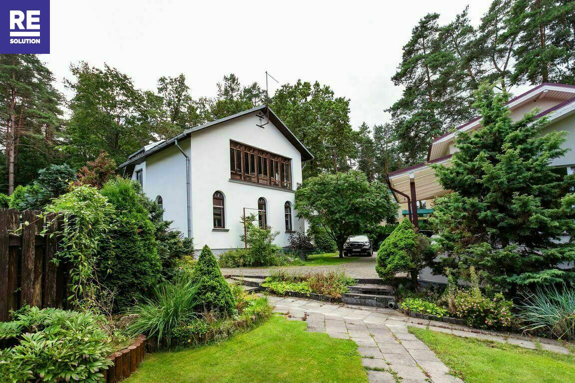 Parduodamas namas Nugalėtojų g., Valakampiuose, Vilniuje, 234.19 kv.m ploto, 2 aukštai nuotrauka nr. 2