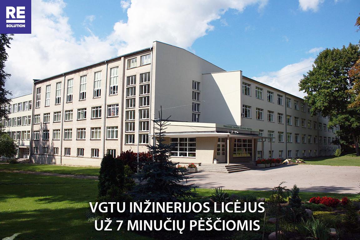 Parduodamas butas Medžiotojų g., Antakalnyje, Vilniuje, 127.36 kv.m ploto, 5 kambariai nuotrauka nr. 22