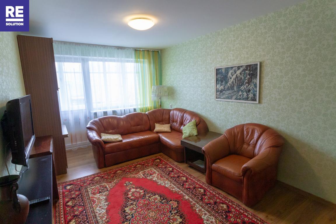 Nuomojamas butas Žemaitės g., Naujamiestyje, Vilniuje, 44.43 kv.m ploto, 2 kambariai
