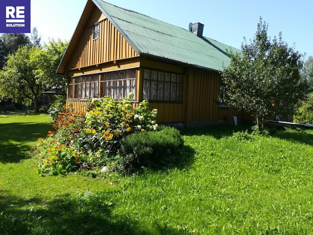 Parduodama įstabaus grožio sodyba Molėtų rajone nuotrauka nr. 5