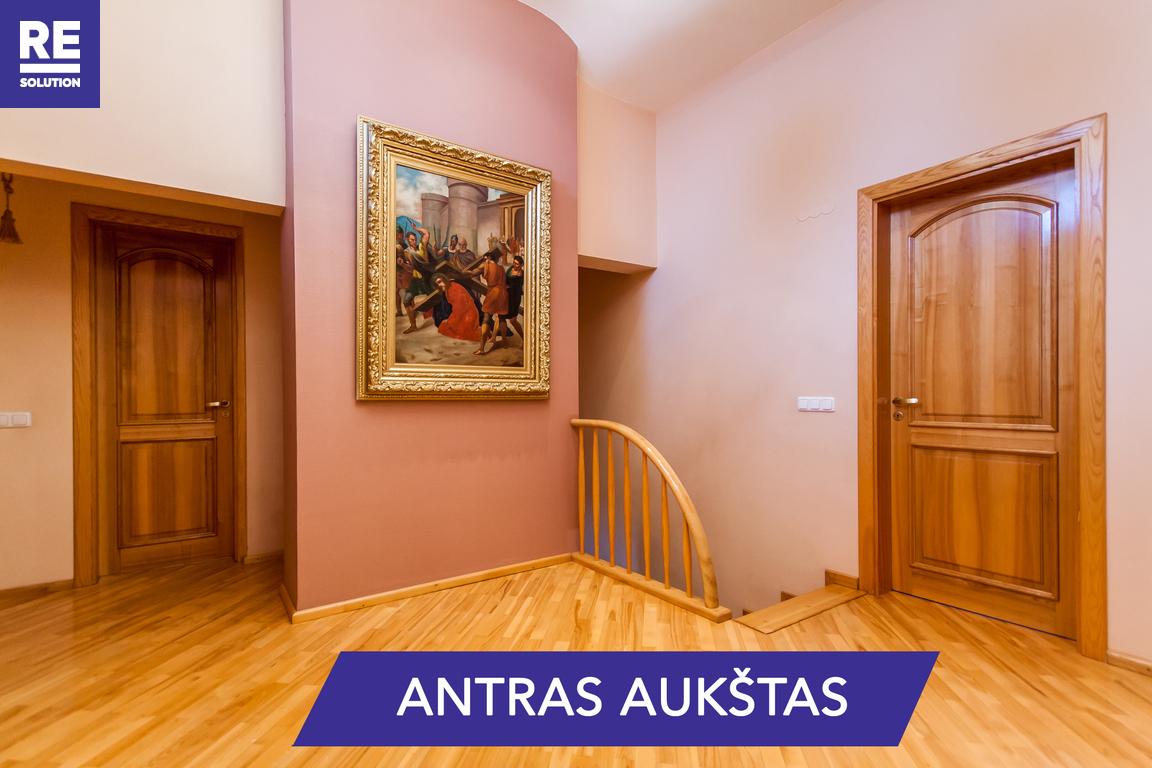 Parduodamas butas Medžiotojų g., Antakalnyje, Vilniuje, 127.36 kv.m ploto, 5 kambariai nuotrauka nr. 11