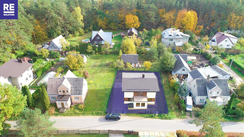 Namas Kremplių g., Balsiai, Vilniaus m., Vilniaus m. sav., 230 m2 ploto, 2 aukštai nuotrauka nr. 16