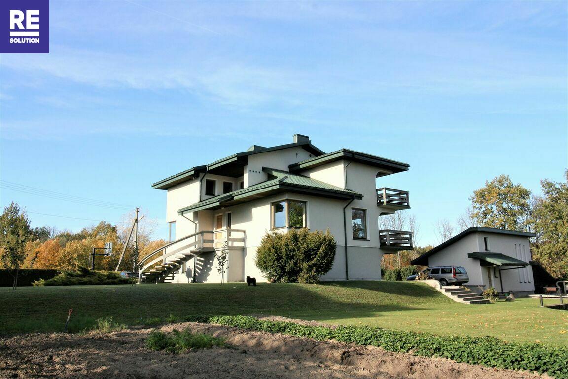 Parduodamas namas Raguvos g., Domeikavos k., Kauno r. sav., 250 m2 ploto, 2 aukštai nuotrauka nr. 5