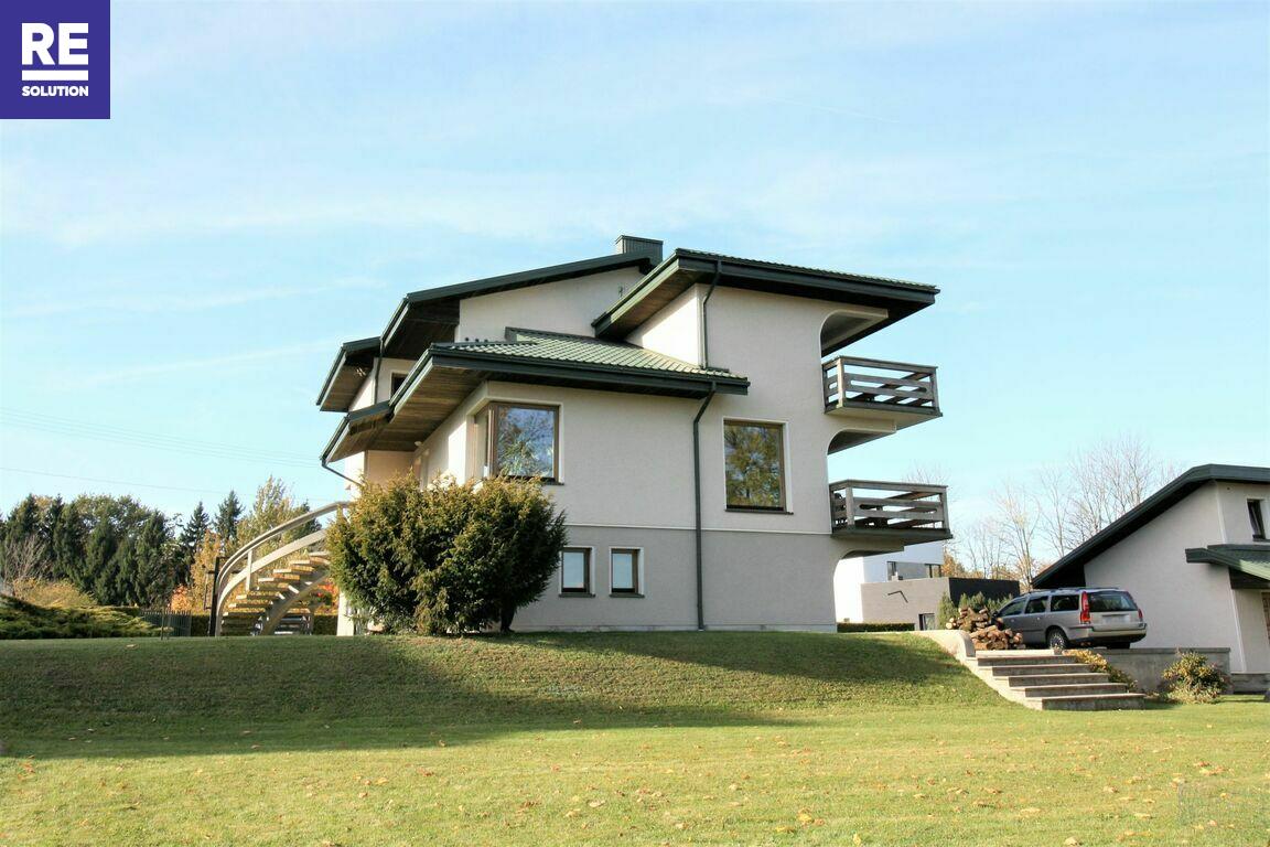 Parduodamas namas Raguvos g., Domeikavos k., Kauno r. sav., 156 m2 ploto, 2 aukštai
