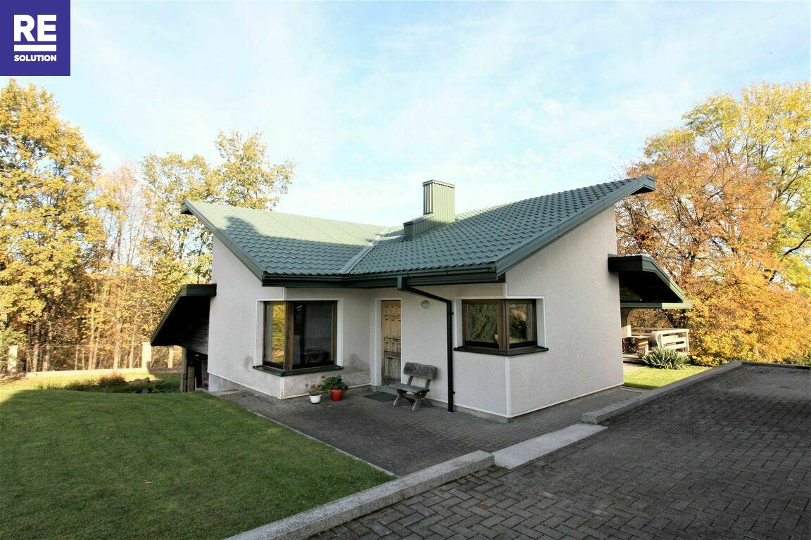 Parduodamas namas Raguvos g., Domeikavos k., Kauno r. sav., 250 m2 ploto, 2 aukštai nuotrauka nr. 17