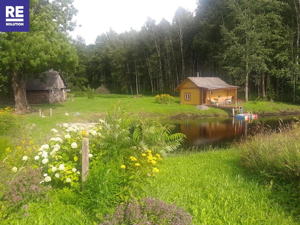 Parduodama įstabaus grožio sodyba Molėtų rajone nuotrauka nr. 9
