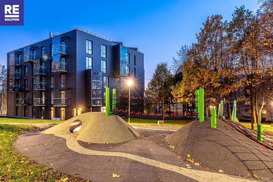 Parduodamas butas Peteliškių g., Užupis, Vilniaus m., Vilniaus m. sav., 35.93 m2 ploto, 2 kambariai