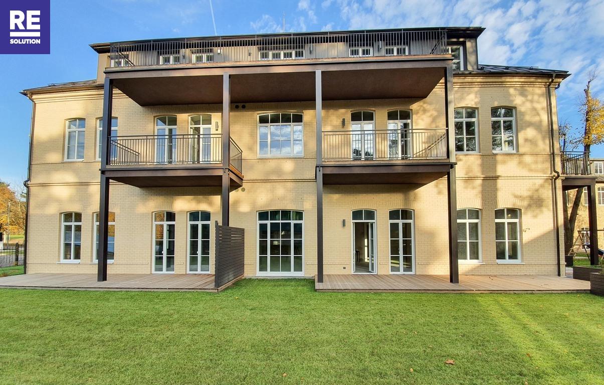 Parduodamas butas Birutės g., Žvėrynas, Vilniaus m., Vilniaus m. sav., 118.51 m2 ploto, 3 kambariai nuotrauka nr. 2