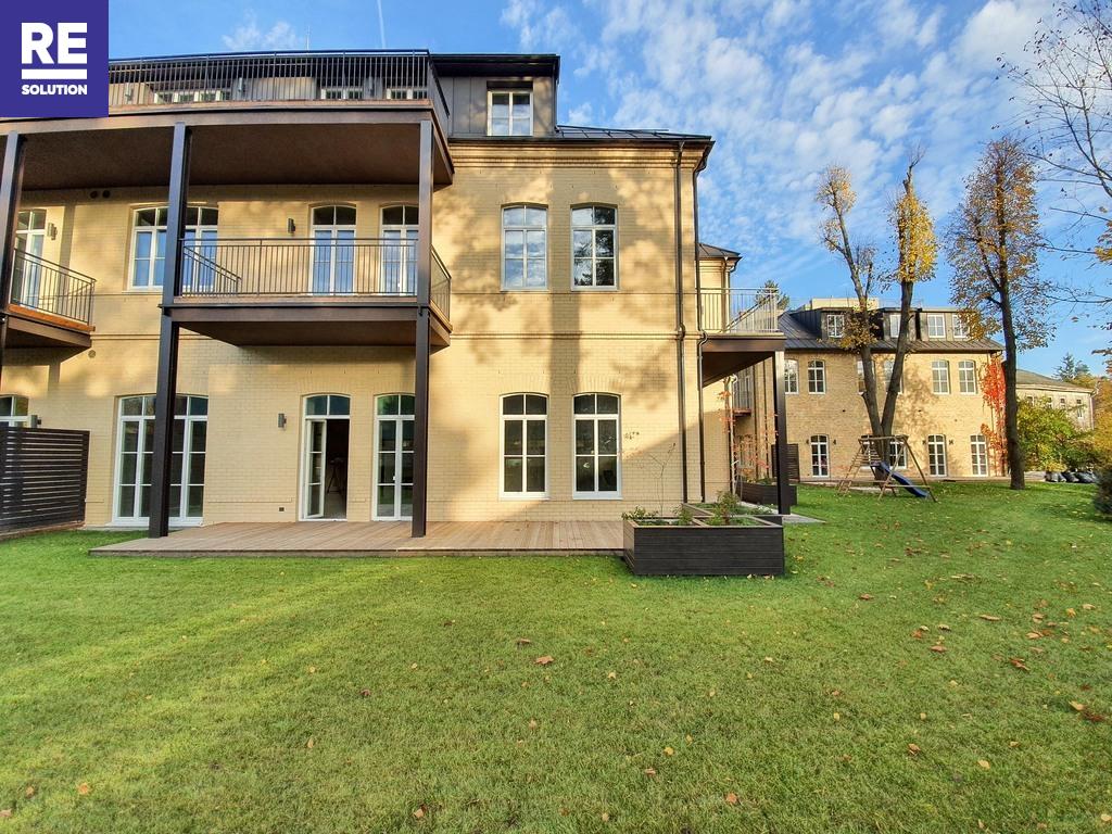 Parduodamas butas Birutės g., Žvėrynas, Vilniaus m., Vilniaus m. sav., 118.51 m2 ploto, 3 kambariai nuotrauka nr. 1