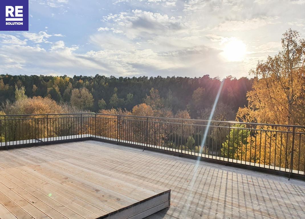Parduodamas butas Birutės g., Žvėrynas, Vilniaus m., Vilniaus m. sav., 146.67 m2 ploto, 4 kambariai nuotrauka nr. 12