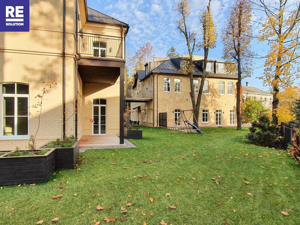 Parduodamas butas Birutės g., Žvėrynas, Vilniaus m., Vilniaus m. sav., 146.67 m2 ploto, 4 kambariai nuotrauka nr. 6